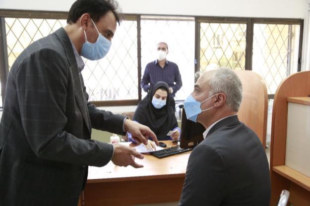 آغاز طرح واکسیناسیون کارکنان شهرداری منطقه ۴