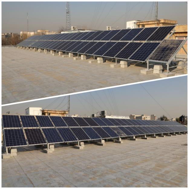 دومین نیروگاه خورشیدی منطقه ۱۹ احداث می شود