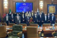 گزارش خبر شبکه تهران سیما از آغاز به کار شورای شهر ششم تهران، ری و شمیرانات