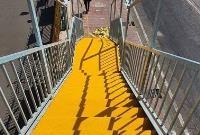 پل های عابرپیاده منطقه ۱۳ بهسازی می شود