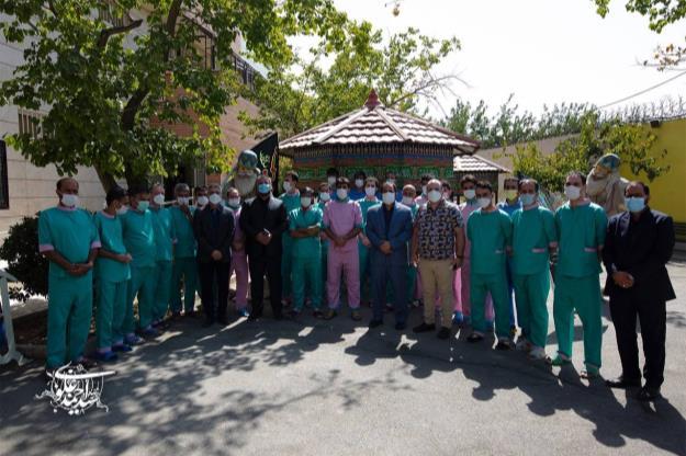 بازدید عضو شورای شهر تهران از گرمخانه های شمال غرب پایتخت