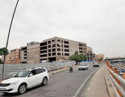تامین فضای لازم برای پارک ۴۲۰ دستگاه خودرو در منطقه ۱۵