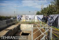 تکمیل ۷ کیلومتر از شبکه اصلی جمعآوری آبهای سطحی بزرگراه فتح و آزادگان
