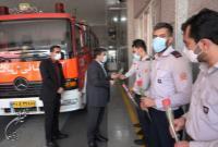 نصب ۱۲۰ شیر آتش نشانی جدید در محلات شمال تهران