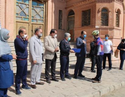 برنامه فرامنطقه ای دوشنبه های ورزشی در شهرک سینمایی غزالی منطقه ۲۱ برگزار شد